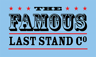 The Famous Last Stand Bar Logo