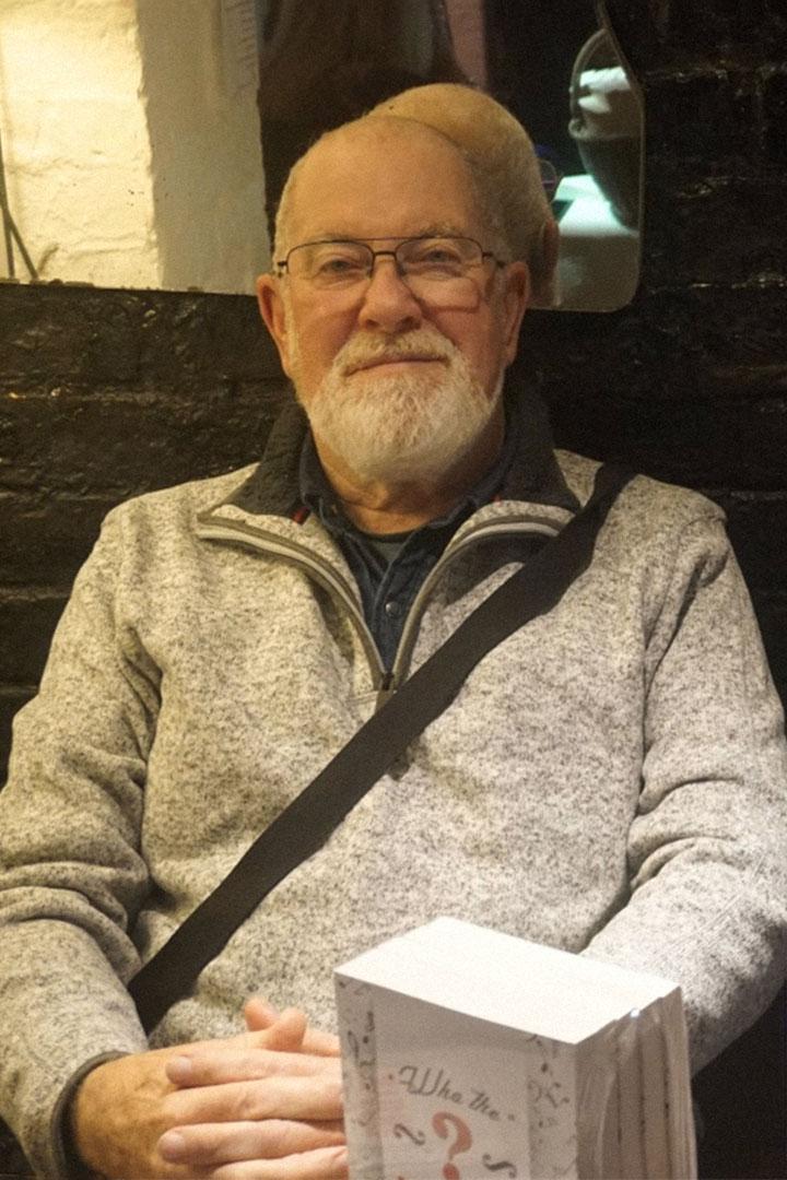 Dave Stone